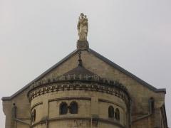 Chapelle de l'Institution Saint-Joseph - Français:   Chapelle de l\'Institution Saint-Joseph, Rue Mautroté (Inscrit, 2003)