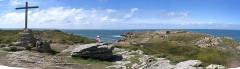 Réduit de Béniguet - English: Houat island - Beg-Er-Vachif