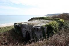 Ensemble fortifié de La Ferrière -  Fortin des grands-sables à Belle-Ile