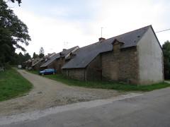 Château des Forges de Lanouée - Français:   Cité ouvrière