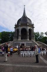 Mémorial des Bretons morts pour la France pendant la Première guerre mondiale - Polski: Narodowy Kongres Francuskiej Federacji Pueri Cantores w Rennes, 6-10 lipca 2011.