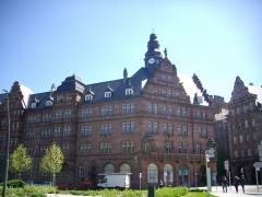 Hôtel des Arts et Métiers, dit aussi Maison des Corporations - Hôtel des Arts et Métiers à Metz (Moselle, France)
