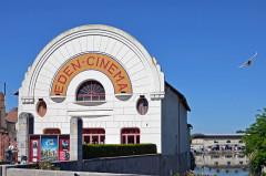 Cinéma Eden - Français:   Cinéma Eden, Cosne sur Loire, Nièvre, France
