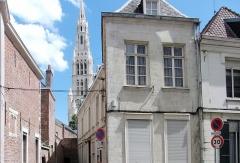 Eglise Notre-Dame du Saint-Cordon - Valenciennes  Église Notre-Dame du Saint-Cordon  Nord (département français).