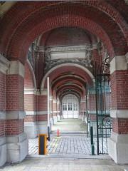 Hospice Barbieux, actuel Centre médical Barbieux -  Centre médical Barbieux, Roubaix, France
