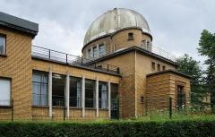 Observatoire de l'Institut de mathématiques appliquées et d'astronomie - Français:   L\'observatoire de Lille  Nord (département français)
