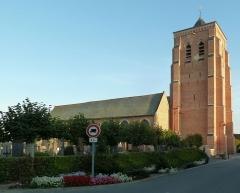 Eglise Saint-Martin - Français:   Église Saint-Martin d\'Arnèke