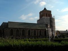 Eglise Saint-Martin - Français:   Église Saint-Martin d\'Arnèke.
