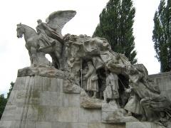 Monuments aux morts dit Monument de la Victoire - Français:   Monument aux Morts de Tourcoing détails