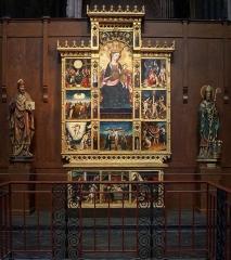 Cathédrale Notre-Dame de la Treille -