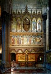 Cathédrale Notre-Dame de la Treille - La chapelle de saint Joseph dans la cathédrale Notre-Dame de la Treille de Lille.
