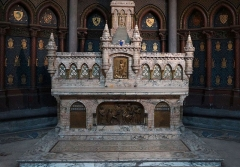 Cathédrale Notre-Dame de la Treille - La chapelle Sainte Jeanne d'arc dans la  Cathédrale de Notre Dame de la Treille, Lille Nord (département français)
