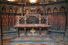 Cathédrale Notre-Dame de la Treille - Autel de la chapelle St Charles dans la cathédrale de Notre Dame de la Treille, Lille Nord (département français)