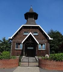 Eglise Sainte-Cécile de la cité du Pinson - French photographer and Wikimedian