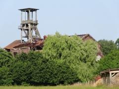 Fosse n° 2 de Flines de la compagnie des mines de Flines-les-Raches - French photographer and Wikimedian