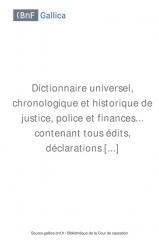 Maison - French Avocat au parlement de Paris