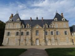 Château de Tartigny - Français:   Château de Tartigny, situé sur la commune de Tartigny (Oise), à l\'occasion des Journées Européennes du Patrimoine 2018.