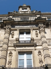 "Hôtel "" du Grand Cerf "" - This image was uploaded as part of Wiki Loves Monuments 2012."