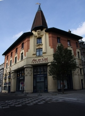 Ancienne librairie Fournier - French architect