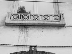 Ancien logement des Soeurs de la cité n° 12 de la compagnie des mines de Lens dite Saint-Edouard - Français:   Logement des Sœurs des cités de la Fosse n° 12 de la Compagnie des mines de Lens, Lens, Pas-de-Calais, Nord-Pas-de-Calais, France.