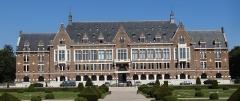Anciens grands bureaux de la compagnie des mines de Lens, aujourd'hui Faculté des Sciences Jean Perrin (Université d'Artois) - French photographer and Wikimedian