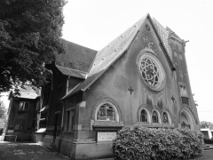 Temple protestant - French photographer and Wikimedian