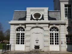Hôtel de ville, ancien château Mercier et habitation du directeur de la compagnie des mines de Béthune - French photographer and Wikimedian
