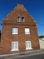 Presbytère polonais de l'église Saint-Louis de la cité Nouméa de la compagnie des mines de Drocourt - French photographer and Wikimedian