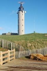 Phare du Gris-Nez, situé route du Cap - English: Cap Griz-Nez Lighthouse, Pas de Calais, France