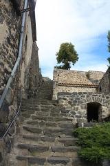 Château fort du Broc - Français:   Château du Broc