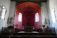 Eglise Saint-Nicolas - L'église Saint-Nicolas à Guéthary (Pyrénées-Atlantiques, Nouvelle-Aquitaine, France).