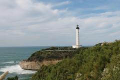 Phare de la Pointe Saint-Martin - Euskara: Biarritzeko itsasargia