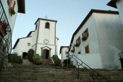 Eglise Saint-Martin de Biriatou - Euskara: Biriatuko Eliza