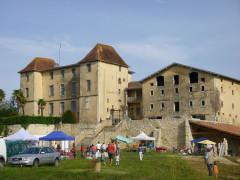 Château de Garro - English: Garro palace