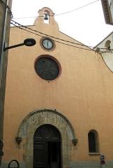 Eglise Saint-Mathieu - Català: Església de Sant Mateu (Perpinyà)