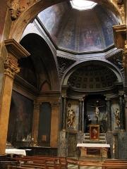 Eglise Saint-Mathieu - Català: Església de Sant Mateu (Perpinyà), capella