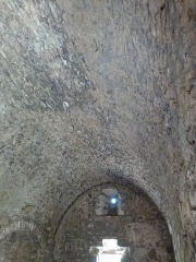 Chapelle Sainte-Marguerite et Hospice Sainte-Marie ou Notre-Dame du col d'Ares - Català: Capella de Santa Margarida i Hospici de Santa Maria de Colldares (Prats de Molló i la Presta)