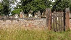 Ancien cimetière juif -  Alsace, Bas-Rhin, Neuwiller-lès-Saverne, Ancien cimetière juif, rue d'Ingwiller (PA67000027, IA67009927).