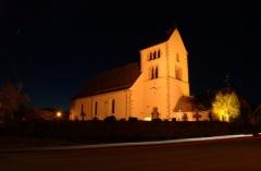 Eglise catholique Saint-Nicolas - Français:   Église Saint-Nicolas de Neuve-Église, Alsace
