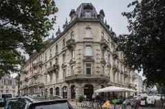 Café Brant - Español: Café Brant en Estrasburgo
