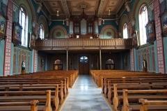Eglise catholique Sainte-Lucie - Église Saint-Gall de Niedermorschwihr, Place de l'Église (Classé Inscrit, 1993 1993)
