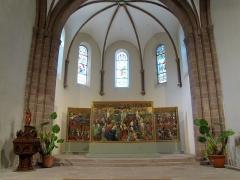Ancien tribunal cantonal -