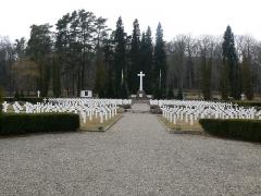 Cimetière roumain et son monument - Français:   Cimetière militaire roumain (1914-1918)situé à la Gauchmatt