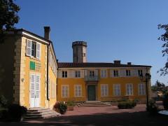 Maison forte - Français:   Maison forte Vourles