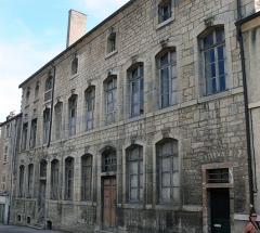 Maison Ebaudy de Rochetaillé - Français:   Maison Ébaudy de Rochetaillé (1781)