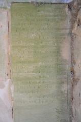 Monument Mathelat du cimetière - Français:   Monument Mathelat