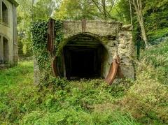 Chevalement du puits Sainte-Marie - French photographer