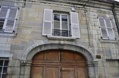 Hôtel dit de Simon Renard - Français:   Hôtel de Simon Renard à Vesoul, 14 rue des Boucheries.