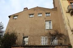 Hôtel de Rossan de Davayé - Français:   Hôtel de Rossan de Davayé à Mâcon.