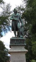 Statue de Berthollet - Français:   Annecy, Savoie, France